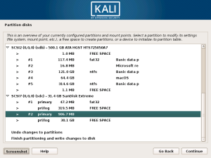 How to make bootable Kali Linux usb on Windows